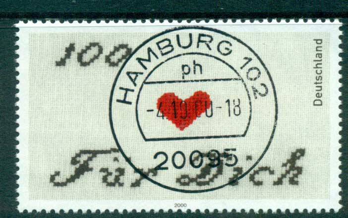 Germany 2000 For You FU lot63795