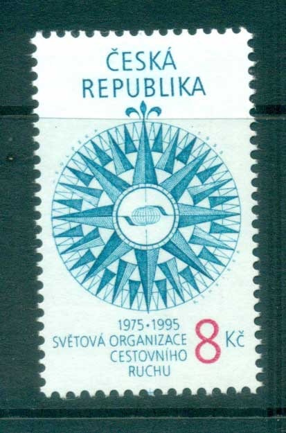 Czech Republic 1995 Tourism MUH lot65216