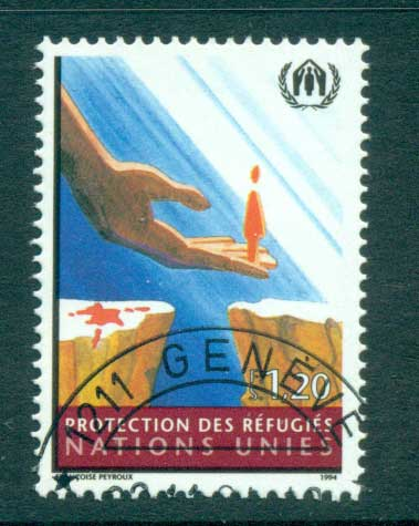 UN Geneva 1994 Protection of Refugees CTO lot65916