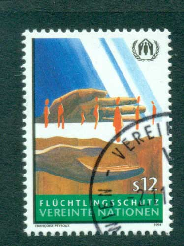 UN Vienna 1994 Protection of Refugees CTO lot65986