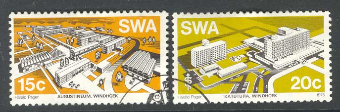 SWA 1976 Buildings VFU Lot11072 - Click Image to Close
