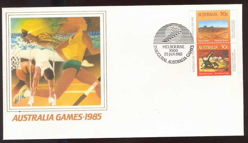 Australia 1985 Australia Day FDC Lot14088