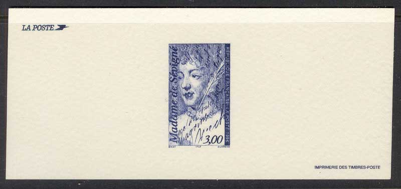 France 1996 EUROPA Yv#3000a Proof Lot14740