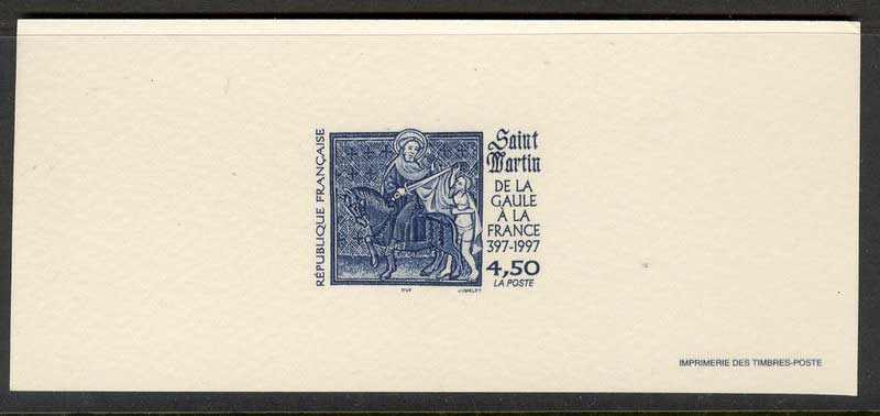 France 1997 St Martin Yv#3078 Proof Lot14741