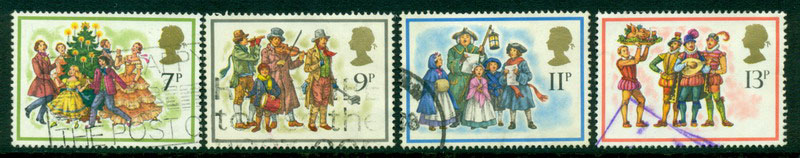 GB 1978 Xmas FU Lot15087