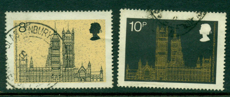 GB 1973 Parliamentary Conference FU Lot15126