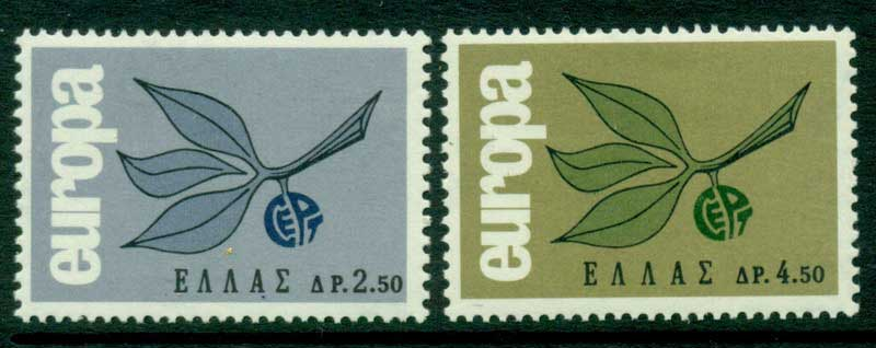 Greece 1965 Europa MUH Lot15386
