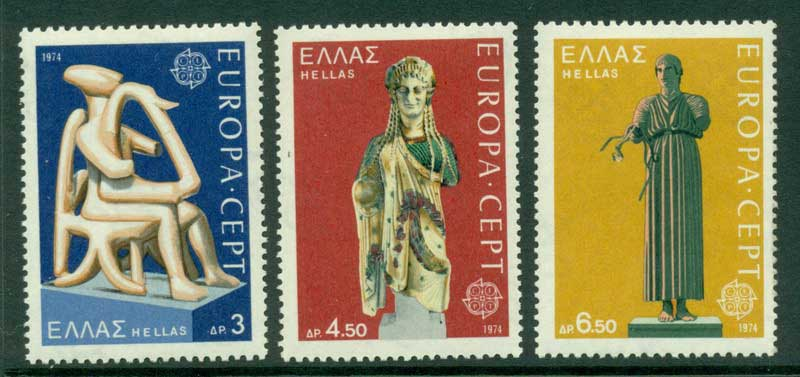Greece 1974 Europa MUH Lot15396