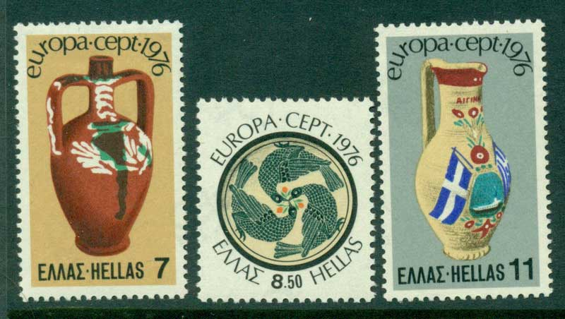 Greece 1976 Europa MUH Lot15398