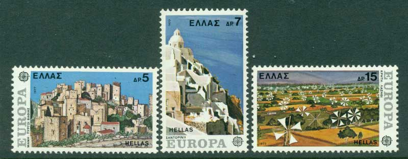 Greece 1977 Europa MUH Lot15399