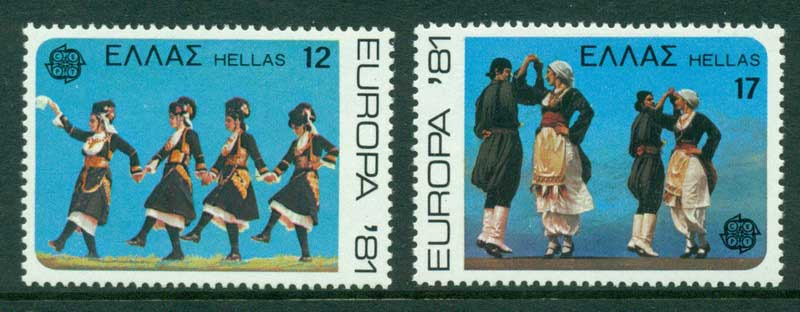 Greece 1981 Europa MUH Lot15404