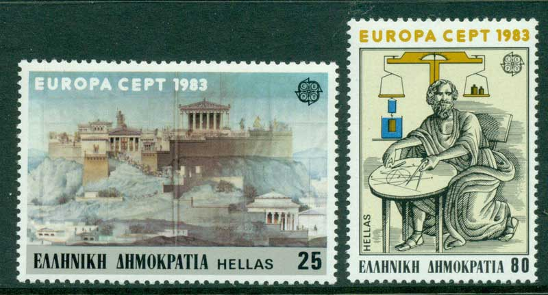 Greece 1983 Europa MUH Lot15407