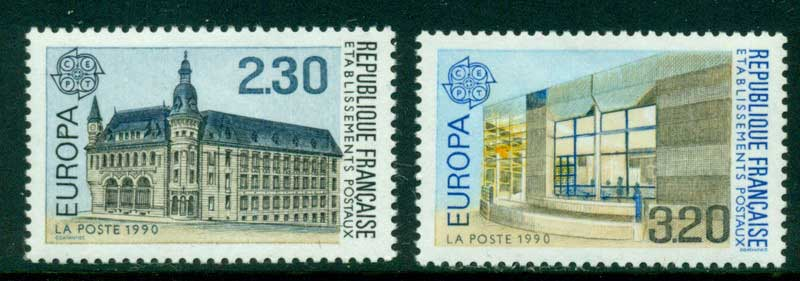 France 1990 Europa MUH Lot15493