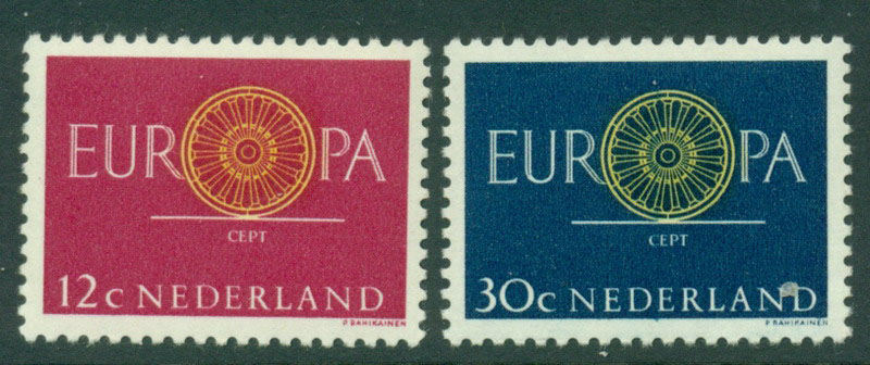 Netherlands 1960 Europa MUH Lot15569