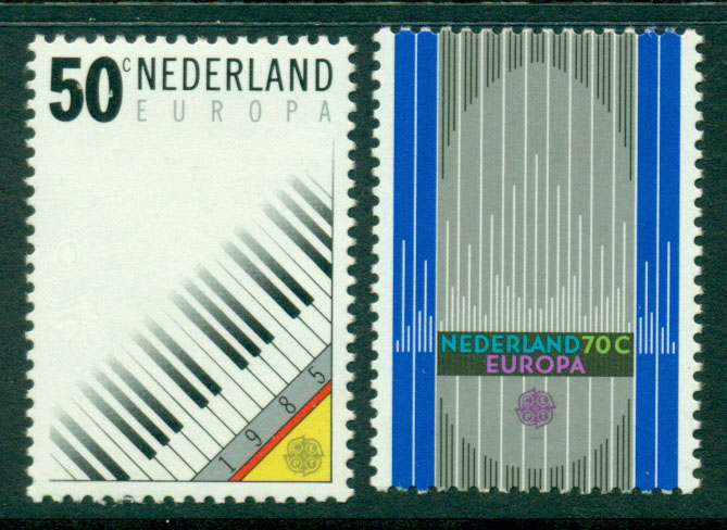 Netherlands 1985 Europa MUH Lot15593