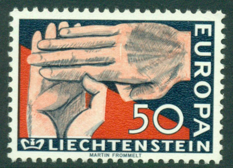Liechtenstein 1962 Europa MUH Lot15779