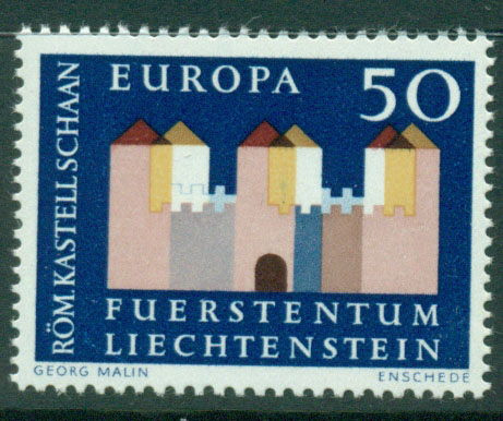 Liechtenstein 1964 Europa MUH Lot15781