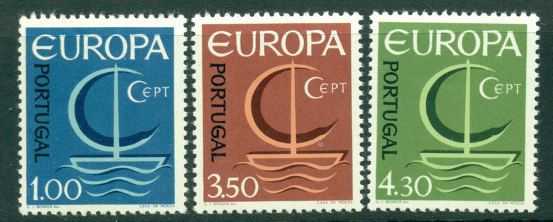 Portugal 1966 Europa MUH Lot15840