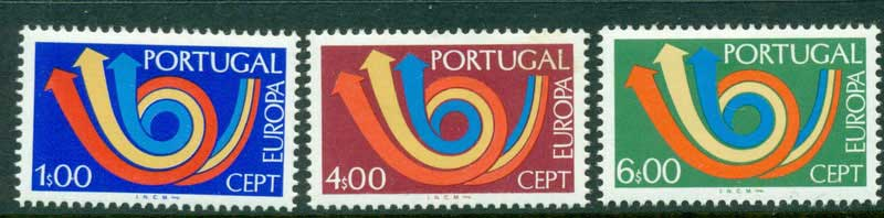 Portugal 1973 Europa MUH Lot15848