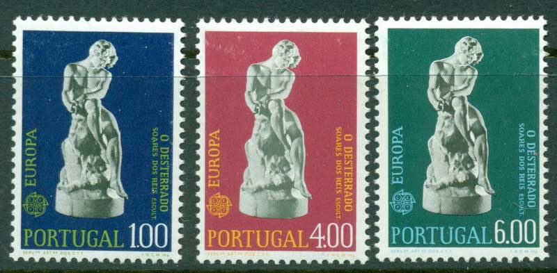 Portugal 1974 Europa MUH Lot15849