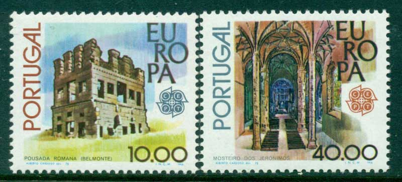 Portugal 1978 Europa MUH Lot15853