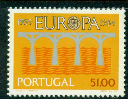 Portugal 1984 Europa MUH Lot15859