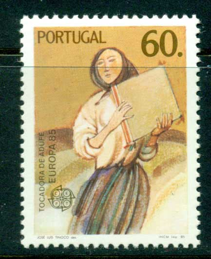 Portugal 1985 Europa MUH Lot15860