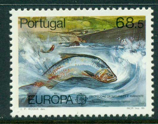 Portugal 1986 Europa MUH Lot15861