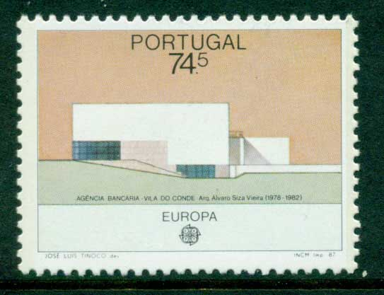 Portugal 1987 Europa MUH Lot15862