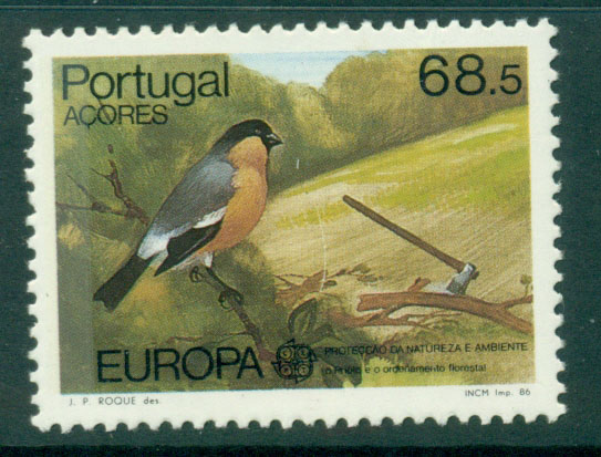Azores 1986 Europa MUH Lot16520