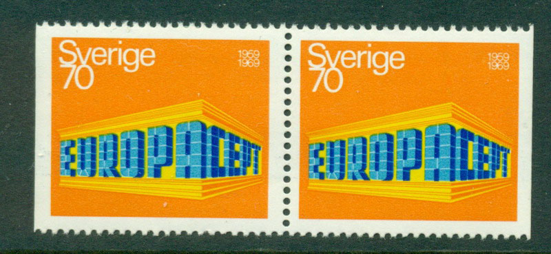 Sweden 1969 Europa Booklet Pr MUH Lot17618