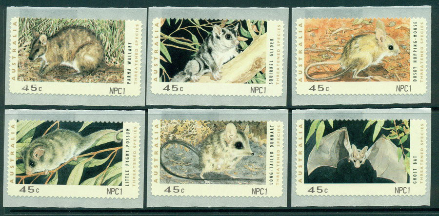 Australia 1993 Endangered Sp. CPS-NPC 1 MUH Lot18669