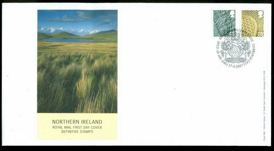 Northern Ireland 2007 48,78 Regional FDC (lot21620)