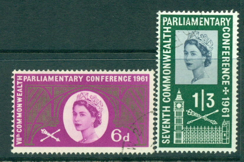 GB 1961 Parliamentary Conference FU Lot24105