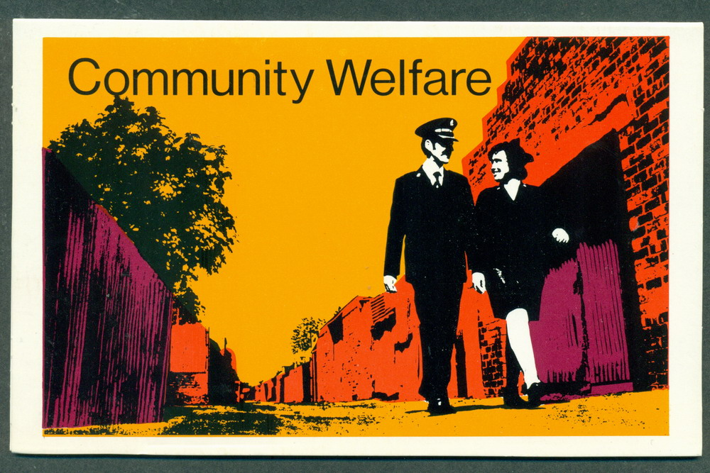 Australia 1980 Community Welfare POP Lot27856