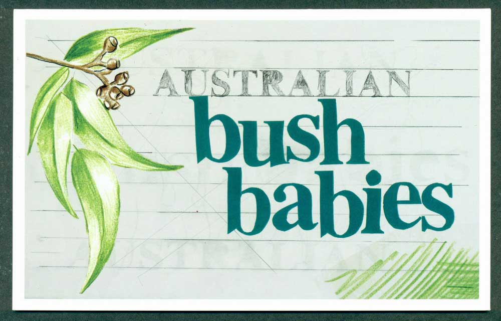 Australia 2009 Bush Babies POP Lot27896