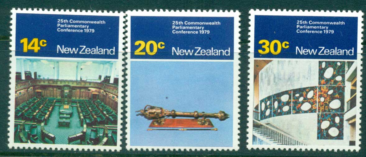 New Zealand 1979 Parliamentary Conf MUH Lot28638