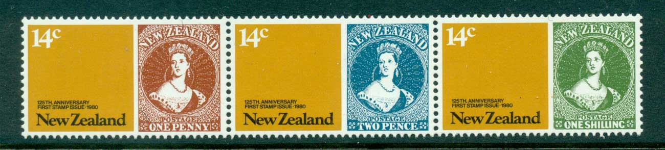 New Zealand 1980 Stamp Anniv MUH Lot28641