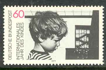 Germany 1979 Intl. Year of the Child MUH lot2995