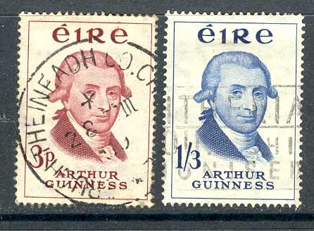 Ireland 1959 Arthur Guiness FU lot3291 - Click Image to Close