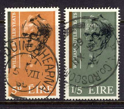 Ireland 1965 Yeats FU lot3313 - Click Image to Close
