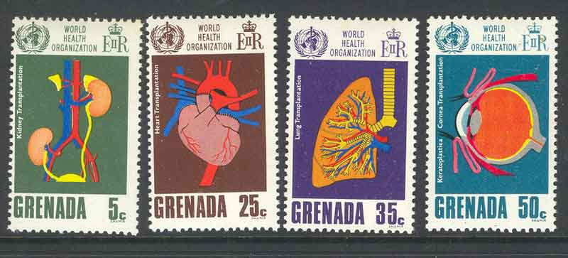 Grenada 1968 WHO MLH Lot7204