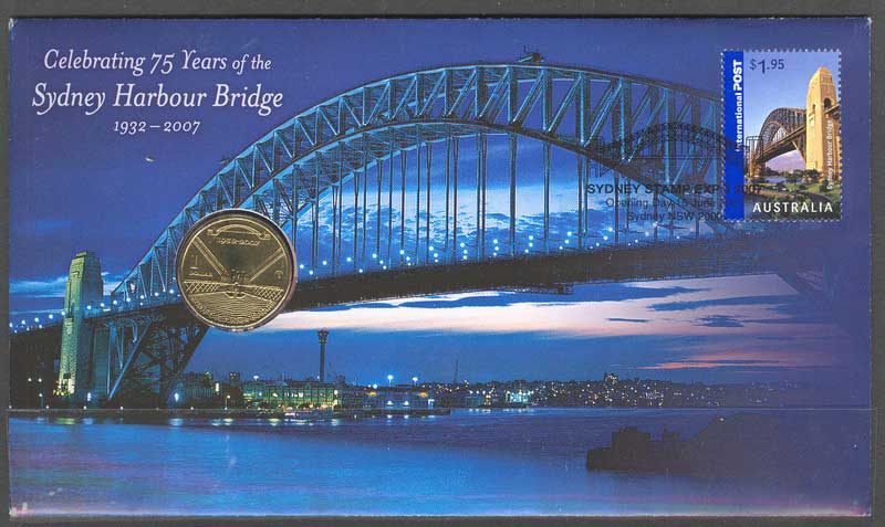 Australia 2007 PNC Sydney Harbour Bridge Lot8071