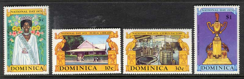 Dominica 1975 National Day MUH Lot8565