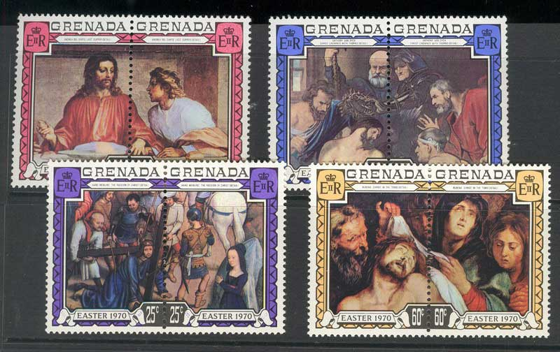 Grenada 1970 Easter MUH Lot8634