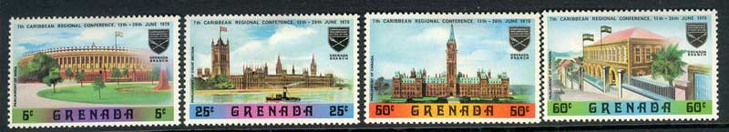 Grenada 1970 William Commonwealth Confeence MLH Lot8636