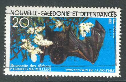 New Caledonia 1978 Nature Protection FU Lot9848