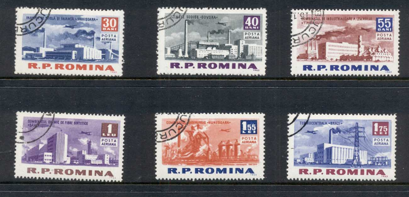 Romania 1962 Industries CTO