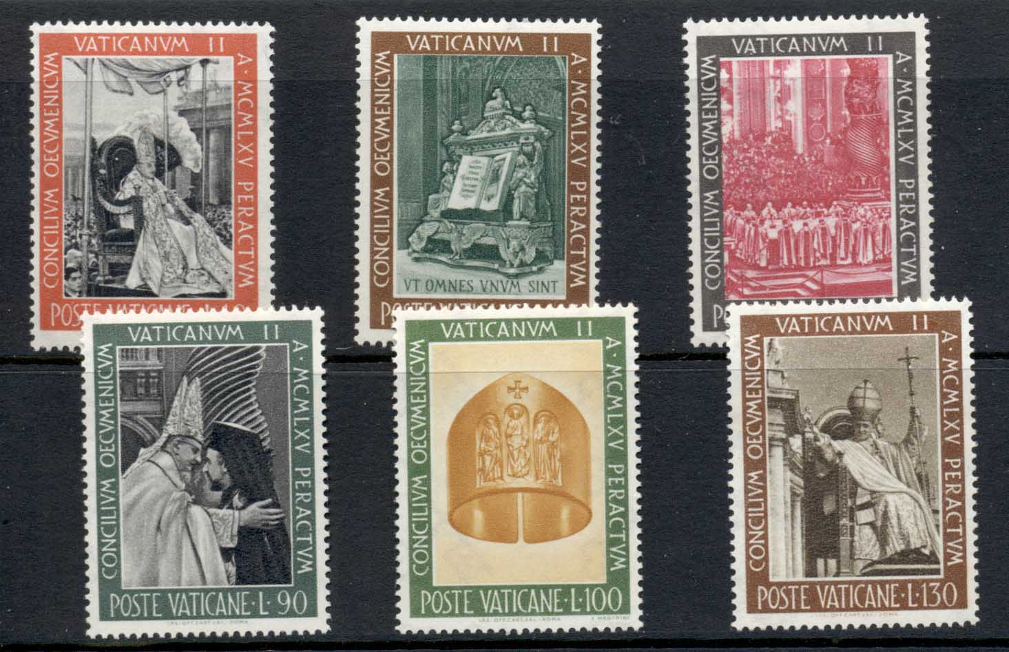 Vatican 1966 Eucemenical Council MLH