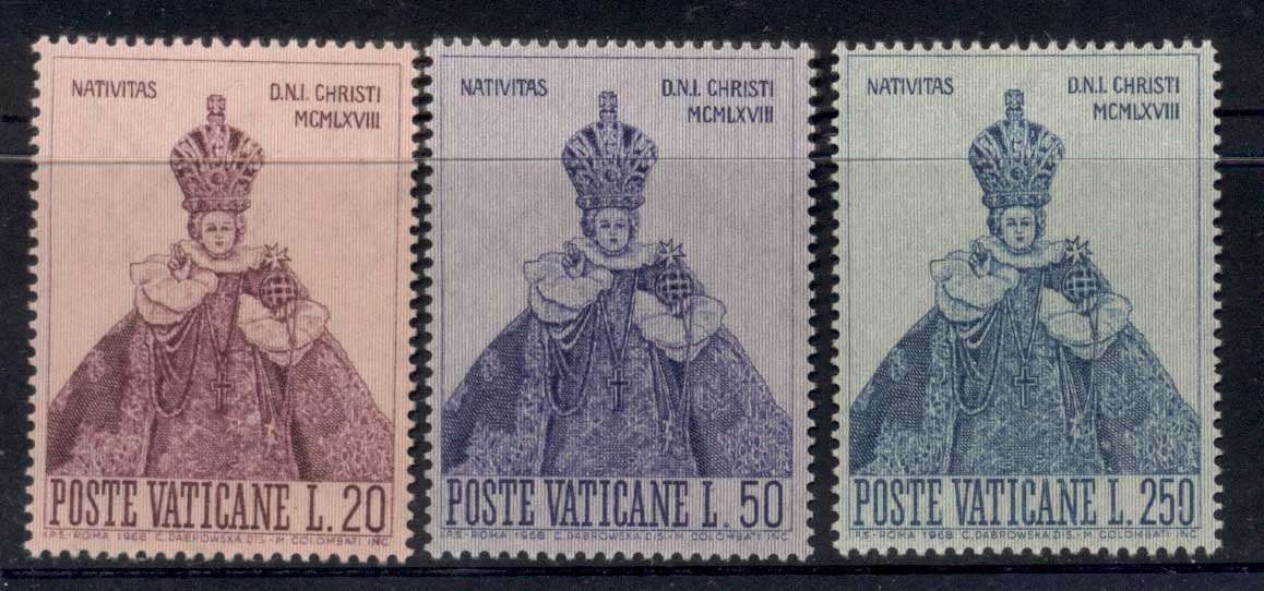Vatican 1968 Holy Infant of Prague MLH